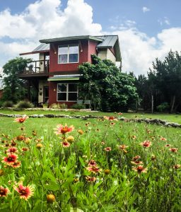 lodging hill country