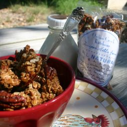 homemade granola texas