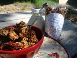homemade granola texas