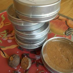 homemade spice mix