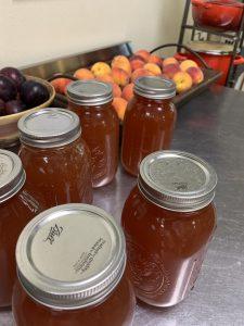 Apple Pectin Jelly Jars